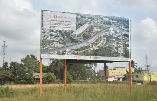 Arrancan los trabajos para la construcción de multimodal y teleférico de Los Alcarrizos