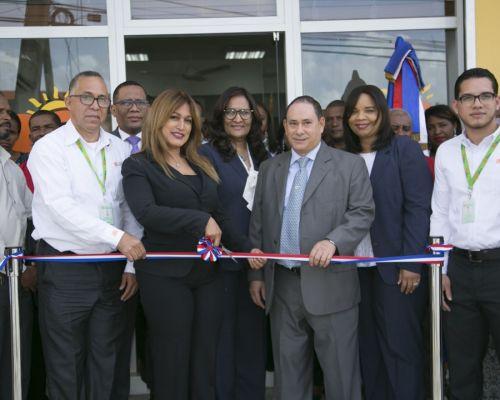 Banca Solidaria inaugura segunda sucursal en Los Alcarrizos