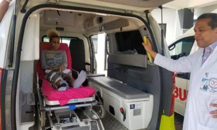 Servicio Nacional de Salud y el Hospital Vinicio Calventi  asumen caso de Arianna Peña