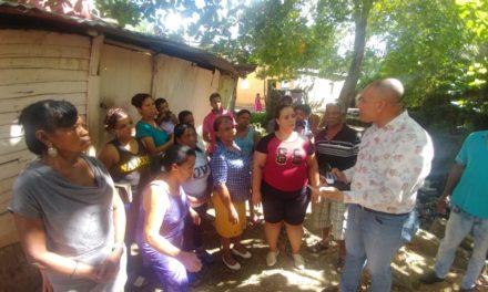 """Moradores barrio Landia denuncian: Alcalde quiere colocar """"cloacas"""" desenvoquen en cañada"""