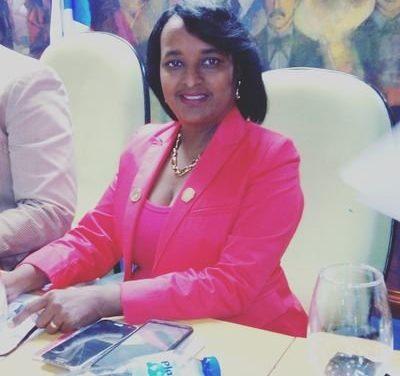 Regidora del PRSC Hortensia Wilson desmiente al alcalde Junior Santos, pide que se retracte