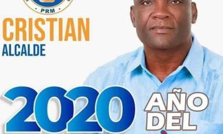 Después de 15 años, Los Alcarrizos eligen a Cristian Encarnación como su nuevo alcalde