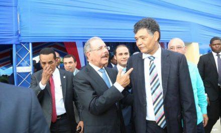 Medina nombraría a Peña en la OMSA, quien molesto con designaciones se iría al PRM