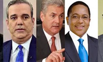 Encuesta para saber la preferencia del electorado sobre el candidato Presidencial