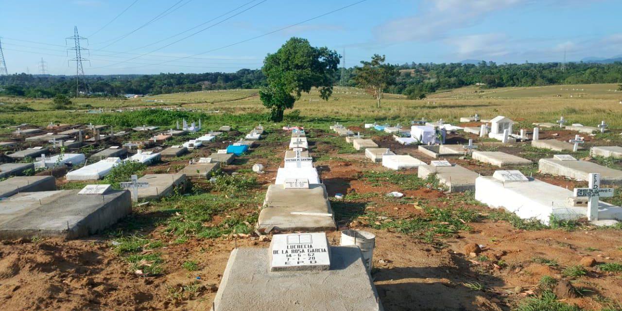 Cementerio genera conflicto entre alcalde de Los Alcarrizos y comunitarios