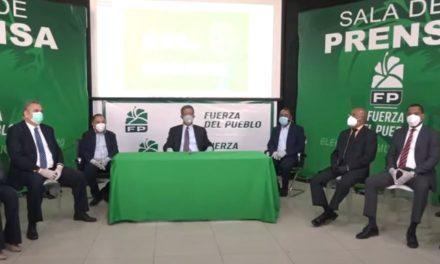 Gedeón Santos, quien fuera cancelado por Danilo Medina, ingresa a la Fuerza del Pueblo