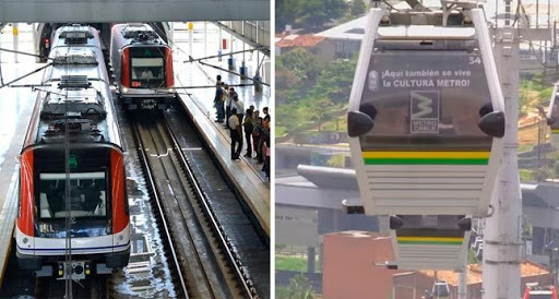 Mañana inician el metro, el teleférico y la Omsa, el uso de la mascarilla es obligatorio