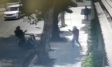 Dos agentes de la Policía enfrentan a tiros a sendos atracadores en esta capital