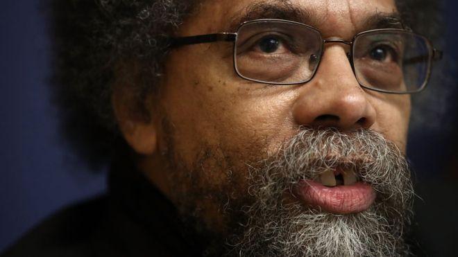 """Muerte de George Floyd: """"EE.UU. es un experimento social fallido"""": entrevista de la BBC con el filósofo Cornel West"""
