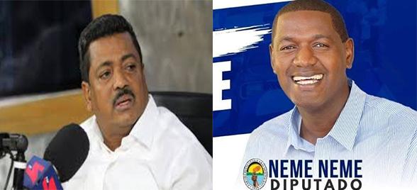 Denuncian pacto entre Junior Santos y Neme Neme por candidatura a diputado