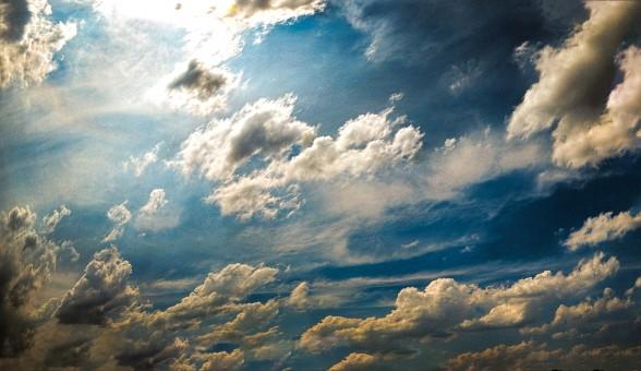 Onamet pronostica nubosidad dispersa, escasas lluvias y temperaturas calurosas