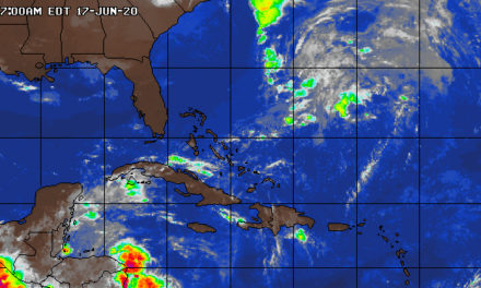 Algunas lluvias para hoy, nubosidad por la tarde en la llanura costera y el nordeste