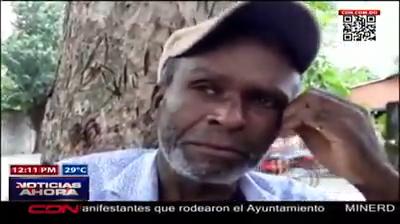 Obrero de la construcción discapacitado clama a las autoridades ir en su auxilio