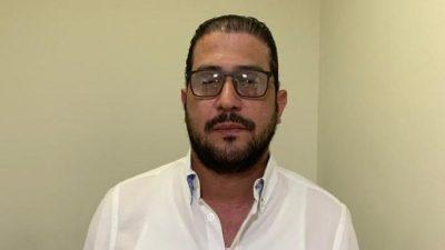 Se entrega Kelvin Fernández Flacquer, vinculado a la red de César el Abusador