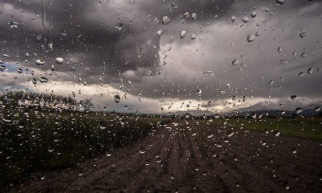 ONAMET pronostica nublados con aguaceros y eléctricas esta tarde y noche