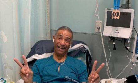 """En medio de su enfermedad, Hugo Cabrera dice voy a seguir """"batallando con esto"""""""