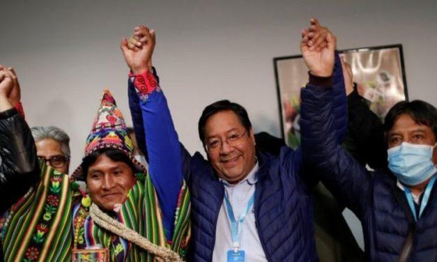 Luis Arce del MAS gana las elecciones, será el próximo presidente de izquierda de Bolivia