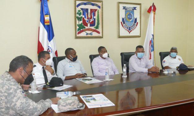 Alcaldía Boca Chica y autoridades reforzarán medidas prevención COVID-19