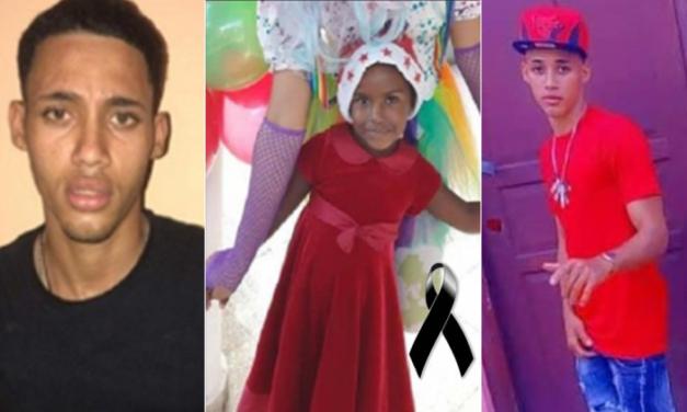 La Policía Nacional apresa uno de los dos involucrados en muerte de la niña de 5 años