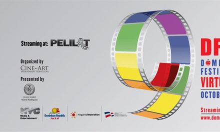 Festival Cine Dominicano en Nueva York realiza 9na. edición virtual, 20-30 octubre