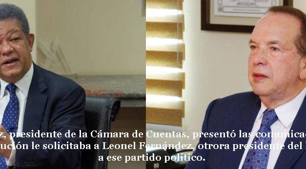 Fernández miente al país, dice que no recibió solicitud auditoría, CC presenta las cartas