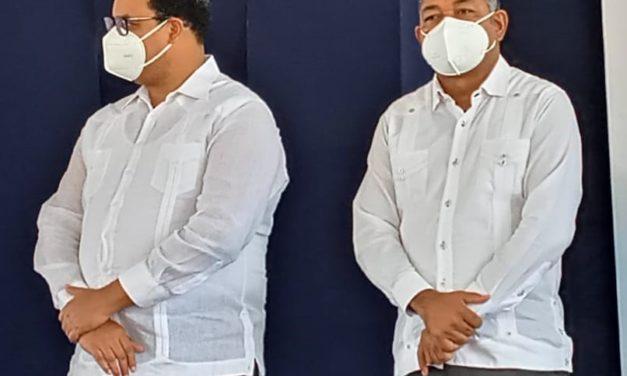 Alcaldía Boca Chica y AES DOMINICANA construirán 14 obras beneficiarán municipio