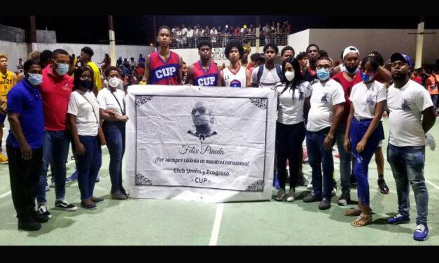 CUP conmemora el primer aniversario de la muerte del destacado deportista Félix Pineda