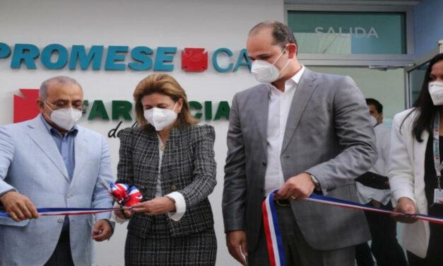 Promese/Cal inaugura en Ciudad Sanitaria la Farmacia del Pueblo más grande y moderna