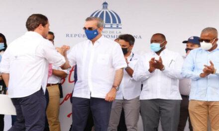 Presidente reanuda trabajos construcción hospital de Villa Hermosa en La Romana