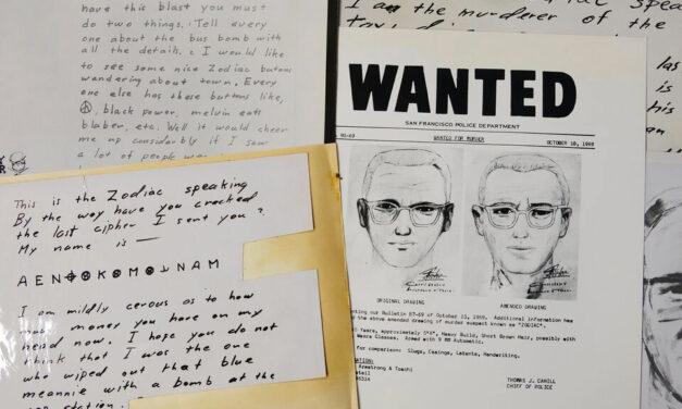 Después de 51 años descifran el mensaje codificado atribuido al asesino del zodíaco
