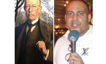 Eliezer Bueno, presidente Junta Comunitaria #12 busca cambiar nombre parque Alto Manhattan