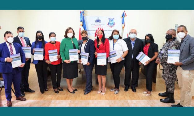 Alcaldía Boca Chica y Ministerio del Interior presentan plan municipal de seguridad ciudadana