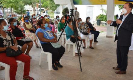 FEDA capacita a noventa madres solteras para la venta de productos agropecuarios