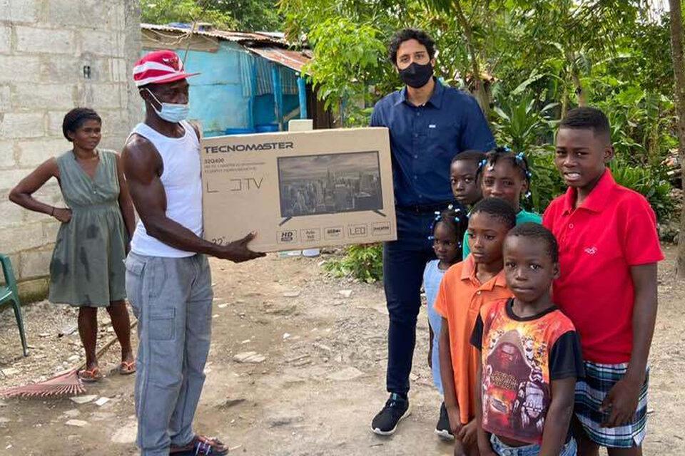 Sub 25 y Fundación Raymond Rodríguez promueven educación virtual a favor de juventud