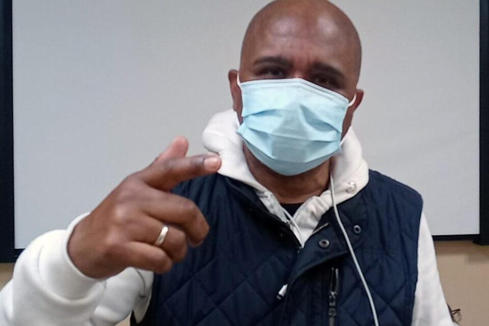 Bloguero José Zabala se prestaría para ser ratón de laboratorio en ensayos de vacunas COVID–19