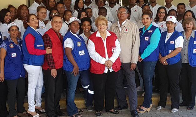 Fallece la doctora Ligia Leroux, presidenta de la Cruz Roja Dominicana