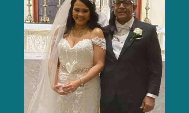 """Jaime y Julie Vargas juran amor eterno ante Dios en una """"Boda Histórica en New York"""""""