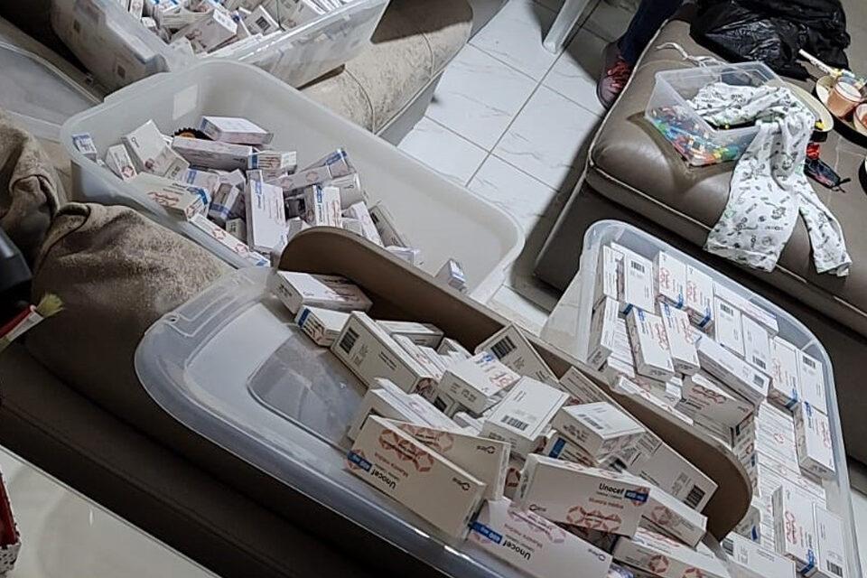 Arrestan seis personas en Santo Domingo Este por la falsificación de medicamentos y esteroides