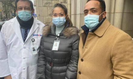 Médicos comunitarios primarios de Nueva York llaman a pacientes a vacunarse contra Covid19