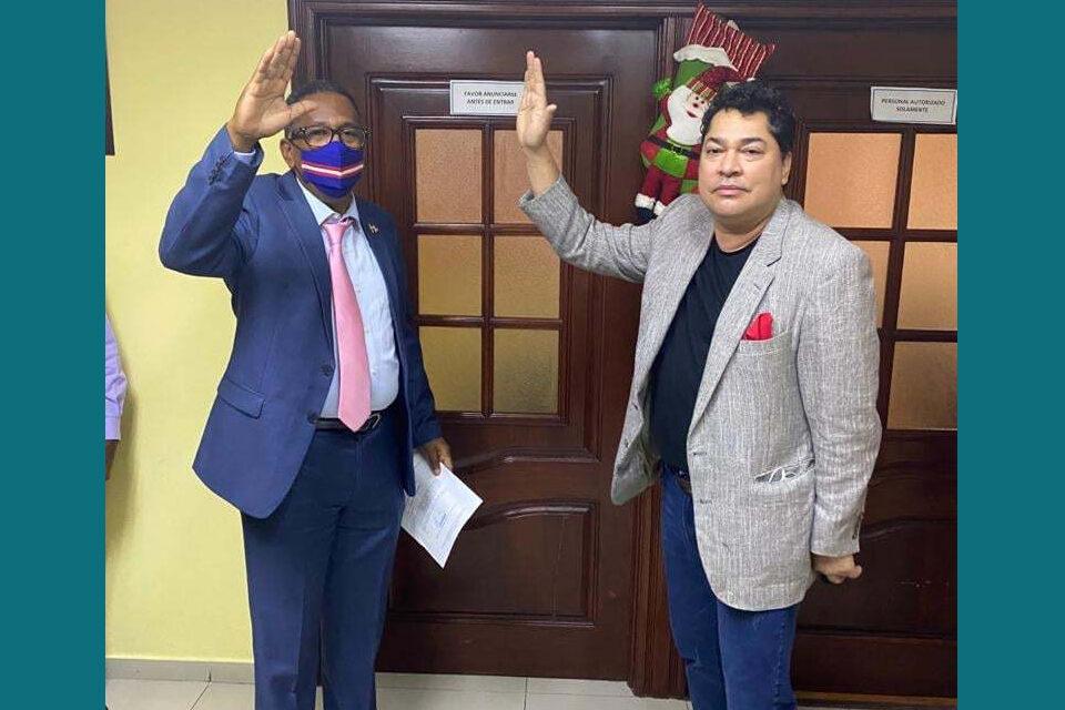 Noticia de último minuto: El Pachá formaliza su arrepentimiento y se juramenta en el PRM