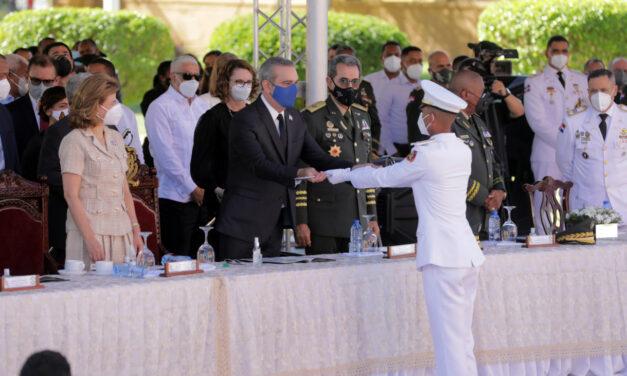 El Poder Ejecutivo colocó en honrosa situación de retiro a 38 generales y 23 coroneles