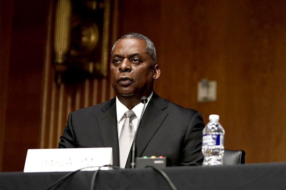 El general Lloyd Austin: primer afroamericano al frente del Pentágono