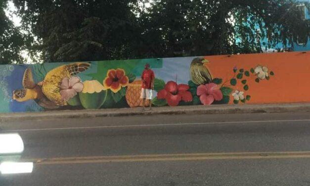 El inculto alcalde de Sosúa, Wilfredo Olivences, asesina la expresión artística de ese municipio
