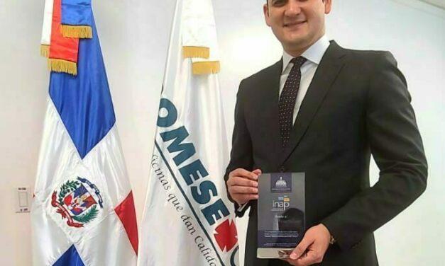 INAP reconoce labor de Adolfo Pérez al frente de Promese/Cal