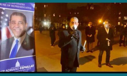 Congresista Adriano Espaillat reitera llamado para la destitución del presidente Donald Trump