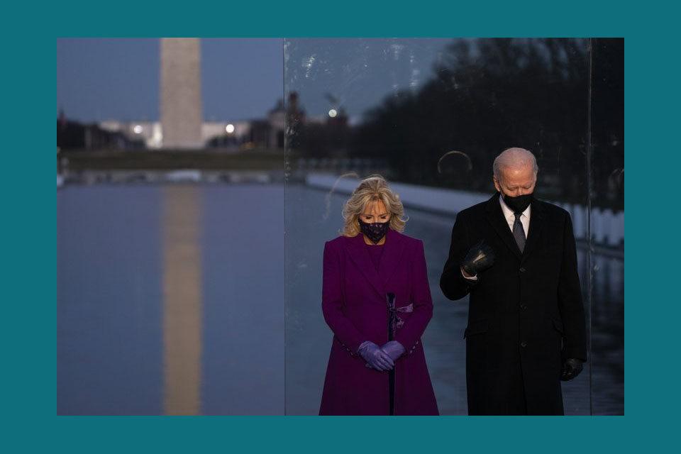Biden: cambio de rumbo en políticas de Trump sobre clima y el virus