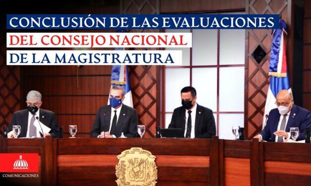 CNM concluye escogencia de  jueces