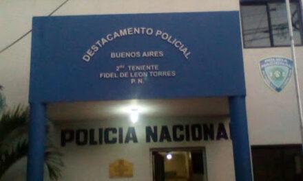 Policías golpean periodista en pleno destacamento policial de Buenos Aires, Herrera
