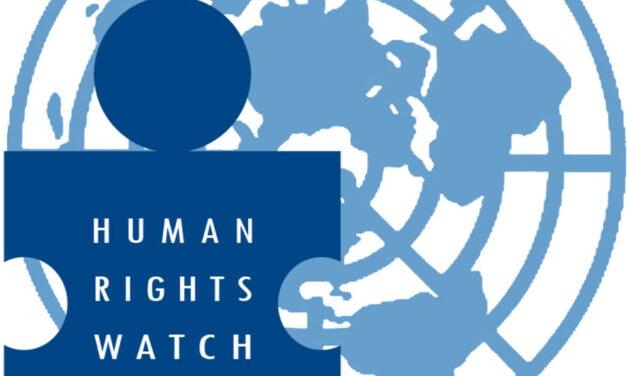 La organización mundial Human Rights Watch critica a Venezuela, Nicaragua y Cuba