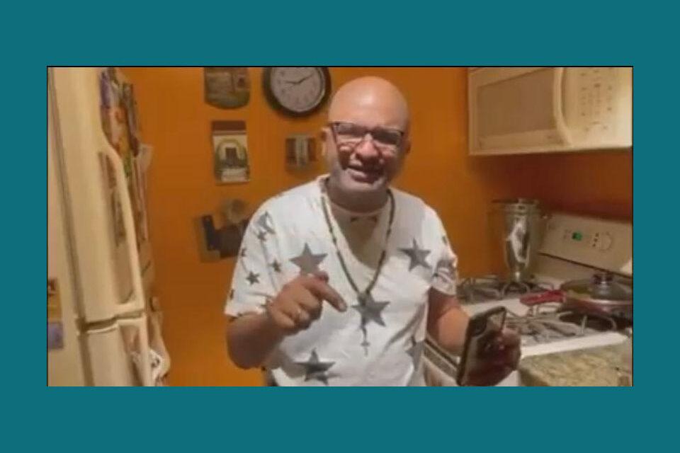 Bloguero José Zabala advierte a los dominicanos que de no quedarse en casa este fin de semana podría compararse con la décima plaga
